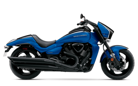 2016 Suzuki Boulevard M109R B.O.S.S. in Highland Springs, Virginia