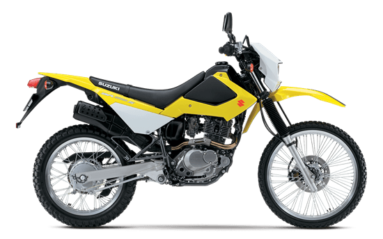2016 Suzuki DR200S in Petaluma, California