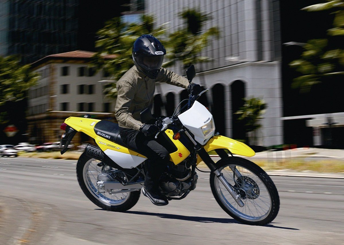 2016 Suzuki DR200S in Brighton, Michigan