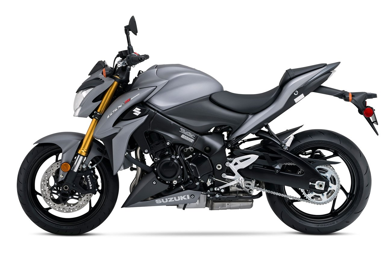 2016 Suzuki GSX-S1000 in Romney, West Virginia