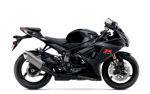 2016 Suzuki GSX-R750 in Highland Springs, Virginia
