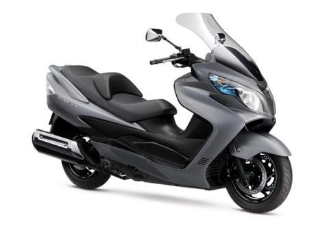 2016 Suzuki Burgman 400 ABS in Canton, Ohio