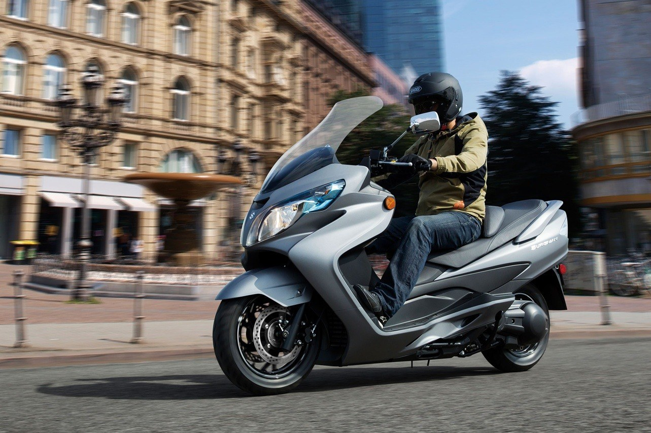 new 2016 suzuki burgman 400 abs scooters in humble tx. Black Bedroom Furniture Sets. Home Design Ideas