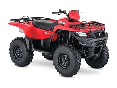 2017 Suzuki KingQuad 500AXi in Bremerton, Washington