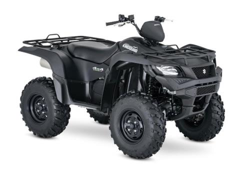 2017 Suzuki KingQuad 500AXi Power Steering Special Edition in Superior, Wisconsin
