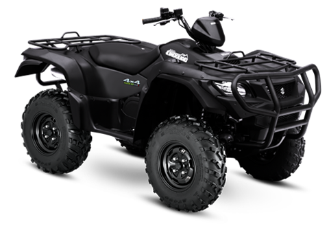 2017 Suzuki KingQuad 500AXi Power Steering Special Edition with Rugged Package in Findlay, Ohio