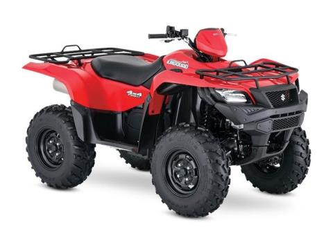 2017 Suzuki KingQuad 750AXi in Bremerton, Washington