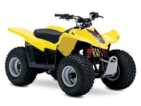 2017 Suzuki QuadSport Z50 in Bremerton, Washington