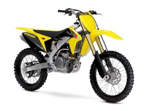 2017 Suzuki RM-Z250 in Middletown, New York