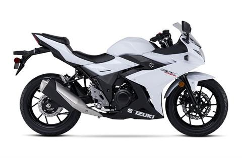 2018 Suzuki GSX250R in Miami, Florida