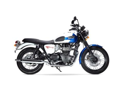 2015 Triumph Bonneville T214 in Philadelphia, Pennsylvania