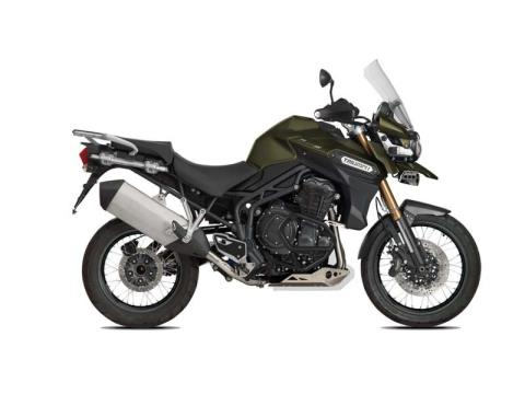 2015 Triumph Tiger Explorer XC ABS in New Haven, Connecticut