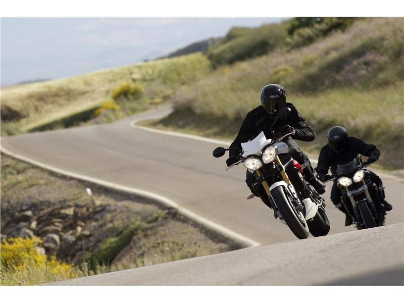 2015 Triumph Speed Triple ABS in Denver, Colorado
