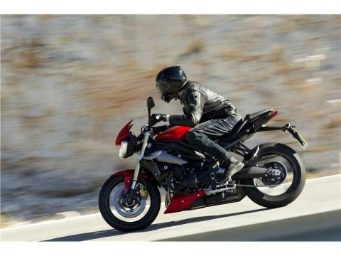 2015 Triumph Street Triple ABS in Denver, Colorado