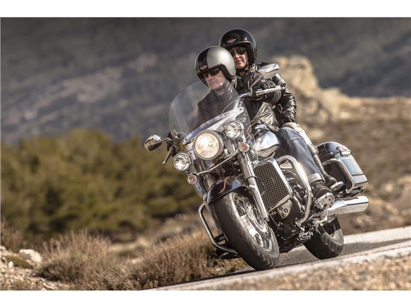 2015 Triumph Rocket III Touring ABS in Denver, Colorado