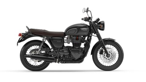 2016 Triumph Bonneville T120 Black in New Haven, Connecticut