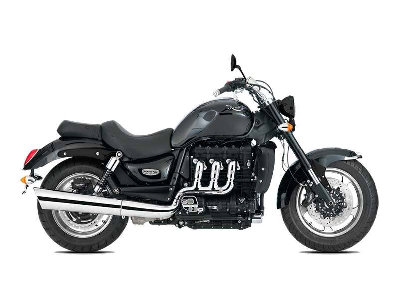 2016 Triumph Rocket III Roadster ABS in New Haven, Connecticut