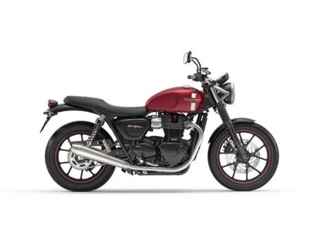 2016 Triumph Street Twin in New Haven, Connecticut