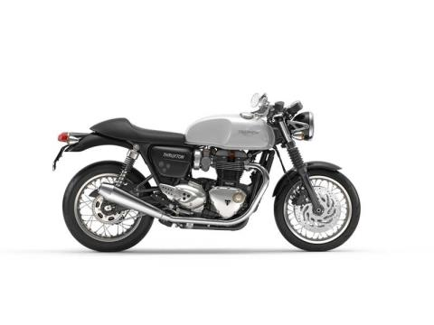 2016 Triumph Thruxton 1200 in New Haven, Connecticut