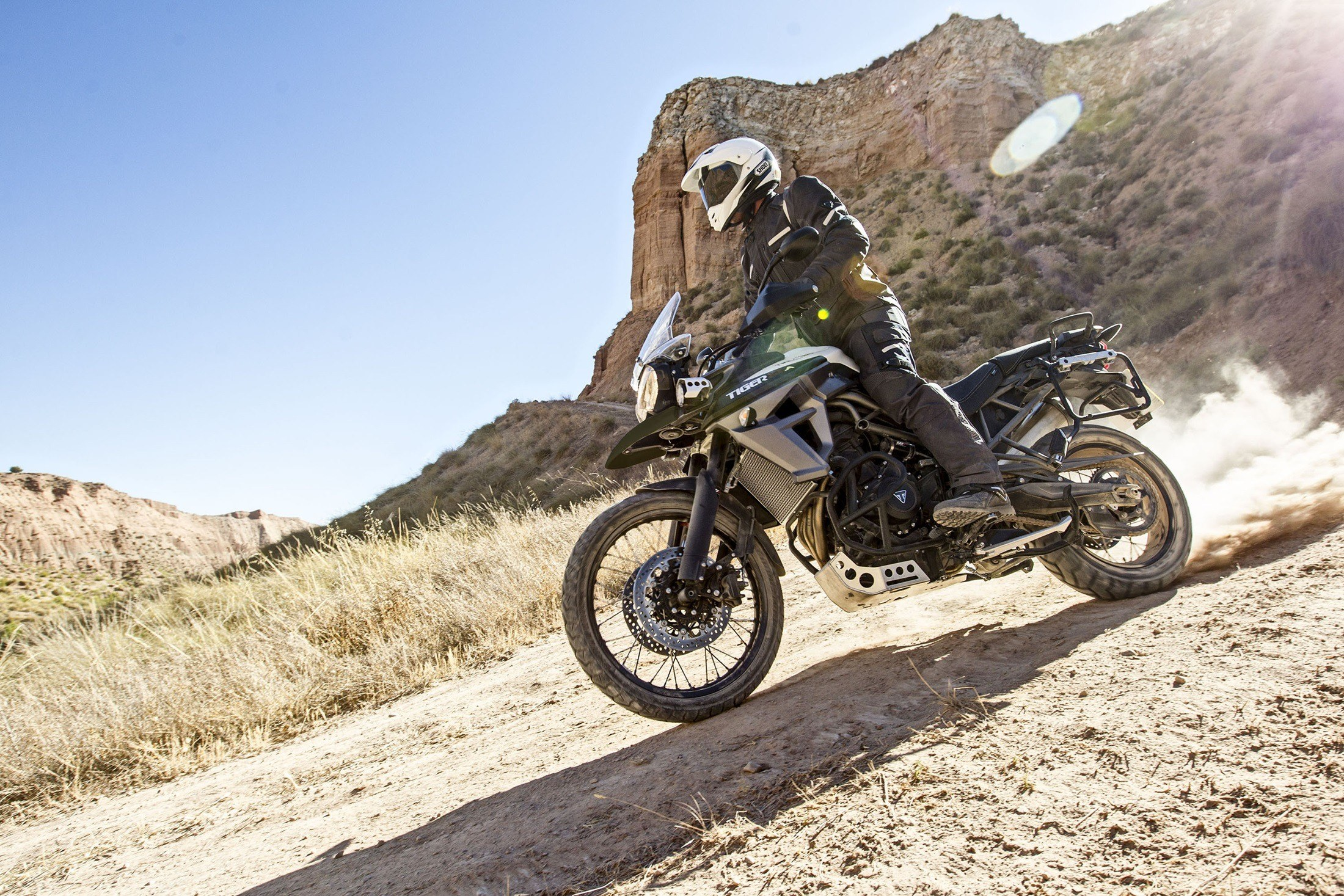 2016 Triumph Tiger 800 XCA in Denver, Colorado