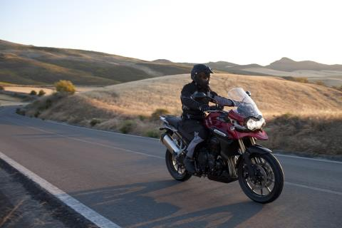 2016 Triumph Tiger Explorer in Denver, Colorado