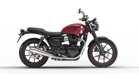 2017 Triumph Street Twin in New Haven, Connecticut