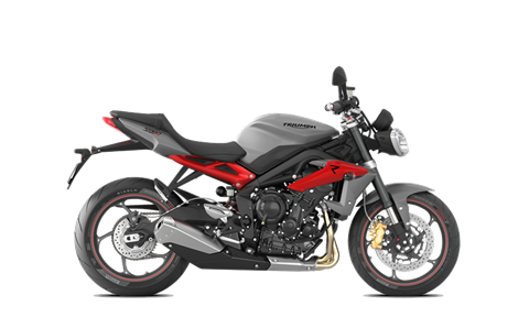 2017 Triumph Street Triple R in New Haven, Connecticut