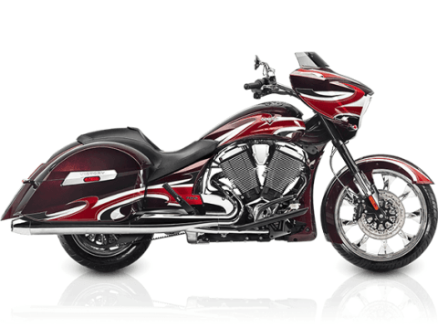 2015 Victory Ness Magnum™ in Bremerton, Washington
