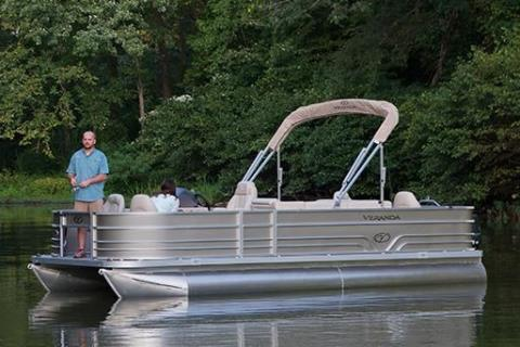 2016 Veranda Fishing V2275-F4 in Bryant, Arkansas