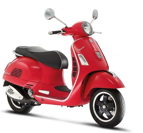 2015 Vespa GTS 300 i.e. Super ABS in Denver, Colorado