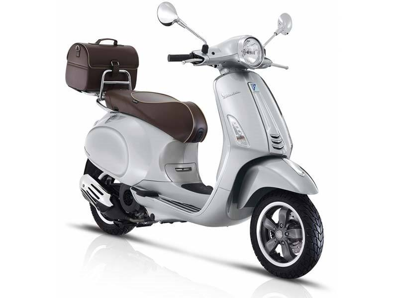 2016 vespa primavera 150 settantesimo grigio pulsar. Black Bedroom Furniture Sets. Home Design Ideas