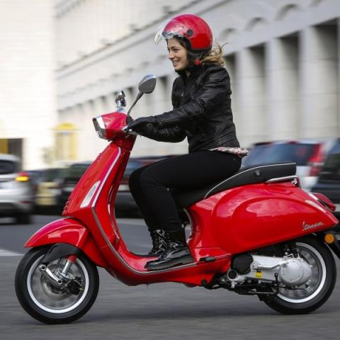 2016 Vespa Sprint 50 in Oakland, California
