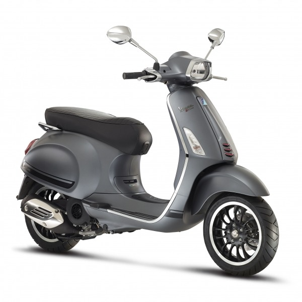 Car Rentals In New London Ct 2016 Vespa Sprint S 150 ABS | Grey 2016 Vespa S Scooters & Moped in ...