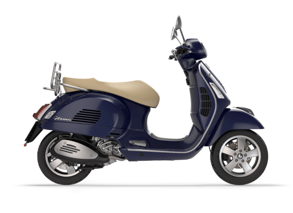 new 2017 vespa gts 300 abs scooters in sherman oaks ca. Black Bedroom Furniture Sets. Home Design Ideas