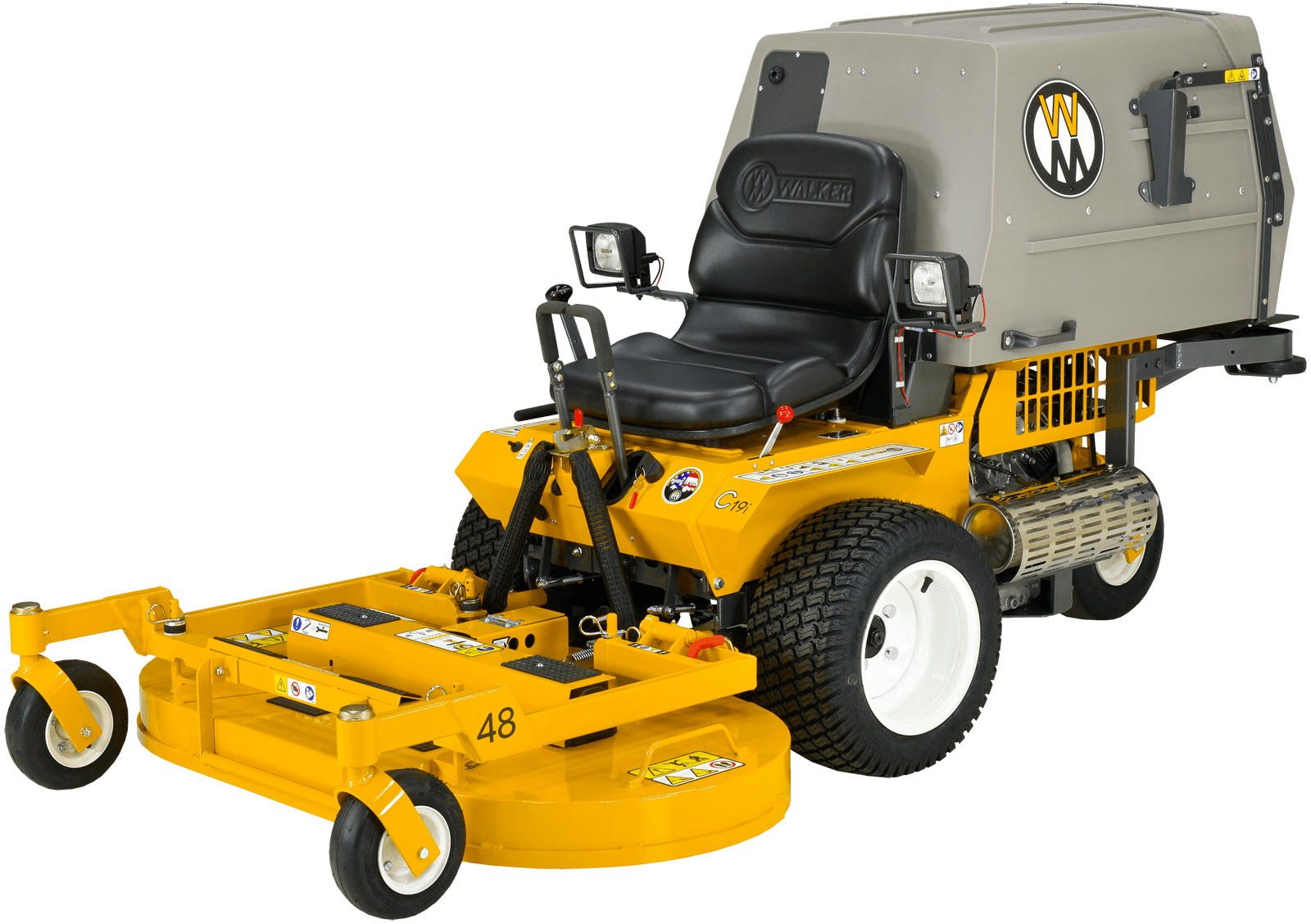 Walker Mowers Wiring Diagram For Mower Riding Download