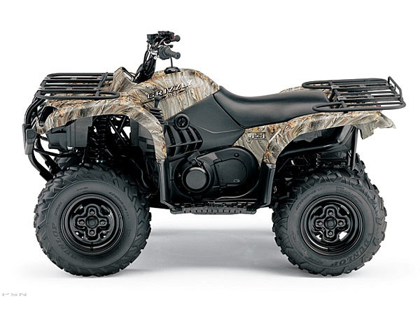 2005 yamaha grizzly 660 auto 4x4 for sale meridian id 595185. Black Bedroom Furniture Sets. Home Design Ideas