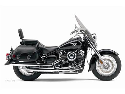 2007 Yamaha V Star® Silverado® in Greensburg, Pennsylvania