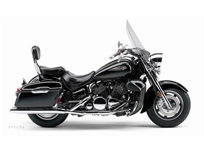 2007 Yamaha Royal Star® Midnight Tour Deluxe in Greensburg, Pennsylvania