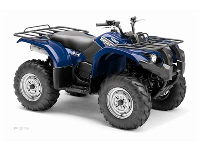 Used 2009 yamaha grizzly 450 auto 4x4 irs atvs in for 2009 yamaha grizzly 450 value