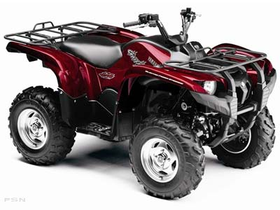 2009 Grizzly 700 FI Auto. 4x4 EPS Special Edition