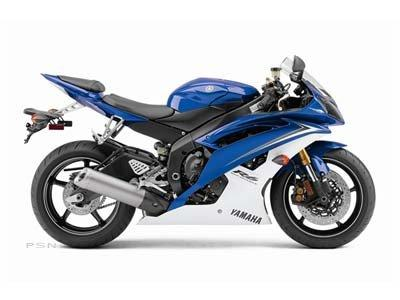 2010 Yamaha YZF-R6 in Fontana, California
