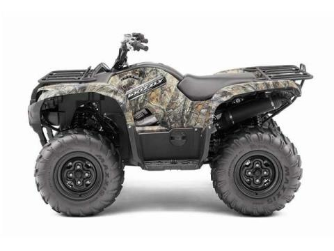 2012 Yamaha Grizzly 550 FI Auto. 4x4 EPS in Mount Pleasant, Michigan