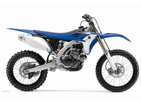 2012 Yamaha YZ250F in Lumberton, North Carolina