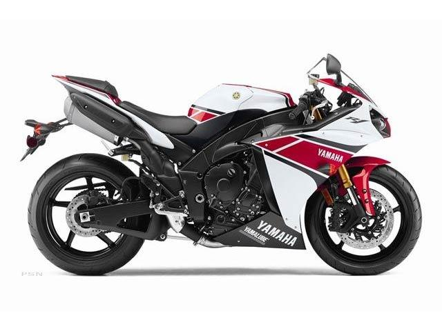 2012 YZF-R1 World GP 50th Anniversary Edition