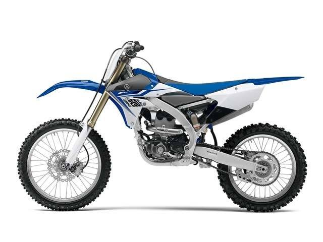 2014 Yamaha YZ250F  in Roseville, California