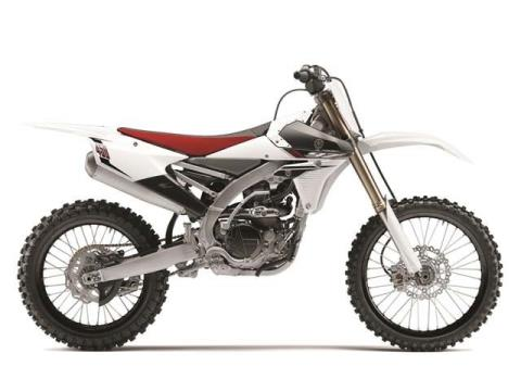 2014 Yamaha YZ450F in Fontana, California