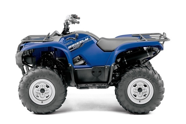 2015 Yamaha Grizzly 700 4x4 in Johnson Creek, Wisconsin
