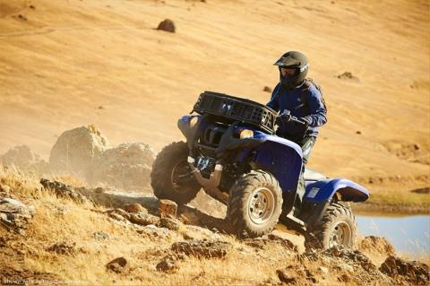 2015 Yamaha Grizzly 700 4x4 EPS in Johnson Creek, Wisconsin
