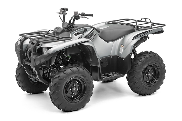 2015 Yamaha Grizzly 700 4x4 EPS SE in Johnson Creek, Wisconsin