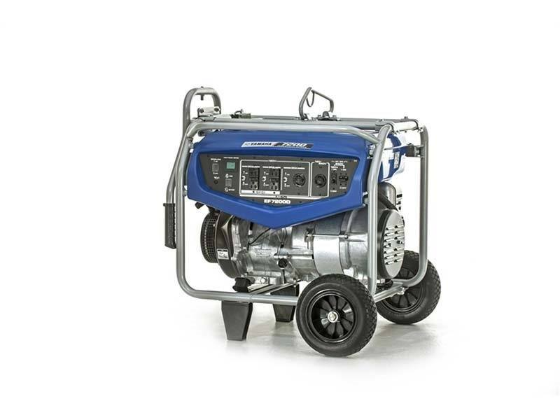 new 2015 yamaha ef7200d generators in cookeville tn